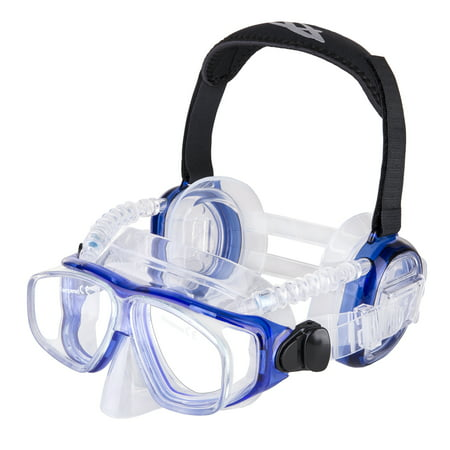 e3aadd46c5 IST ProEar Dive Mask with Ear Covers