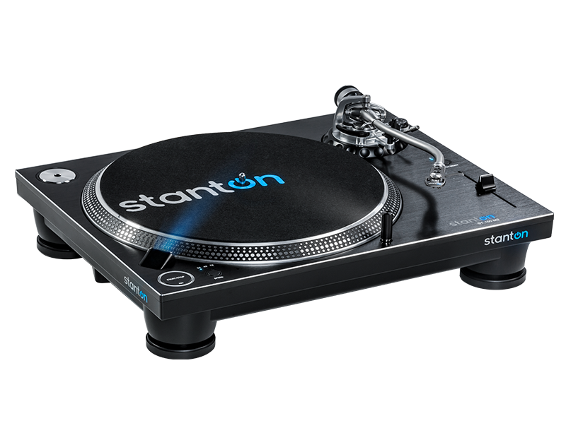 Stanton ST.150 M2 Direct Drive DJ Turntable w Ultra High-Torque S-arm by Stanton