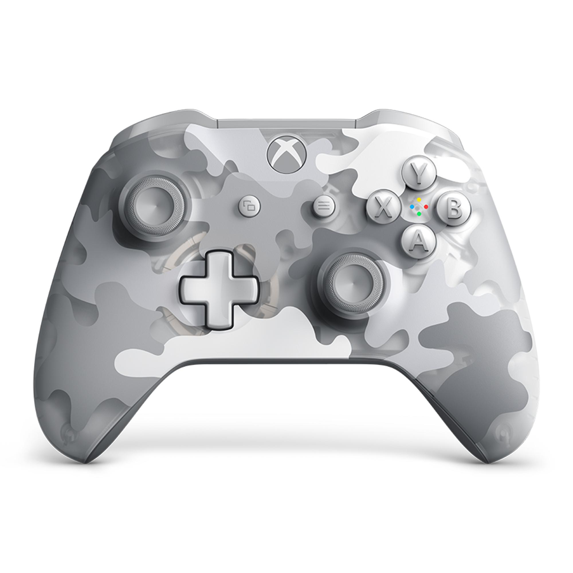 Walmart: Microsoft Xbox Controller, Arctic Camo Special Edition Controller @ .00 + Free Shipping