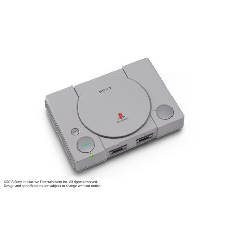 Sony PlayStation Classic Console, Gray, 3003868 (Best Arcade Games On Ps4)
