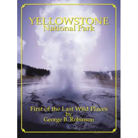 Paint Pot Yellowstone National Park (Yellowstone National Park: First Of The Last Wild Places - eBook )