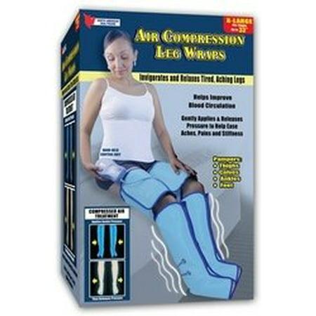 Jobar International Air Compression Large Leg