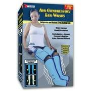 Jobar International Air Compression Large Leg Wraps