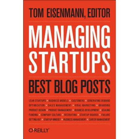 Managing Startups : Best Blog Posts