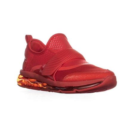 Womens Aldo Erilisen Strap Slip On Sneakers, Red, 5 US / 35 EU (slip on shoes women aldo)