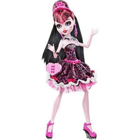 Draculara Monster High (Monster High Sweet 1600 Draculaura Exclusive)