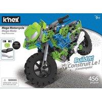 Knex Mega Motorcycle Building Set 15149