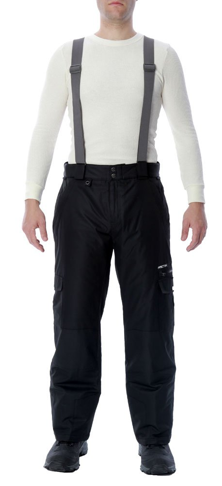 Arctix Convertible Insulated Bib Overall Men's by Arctix