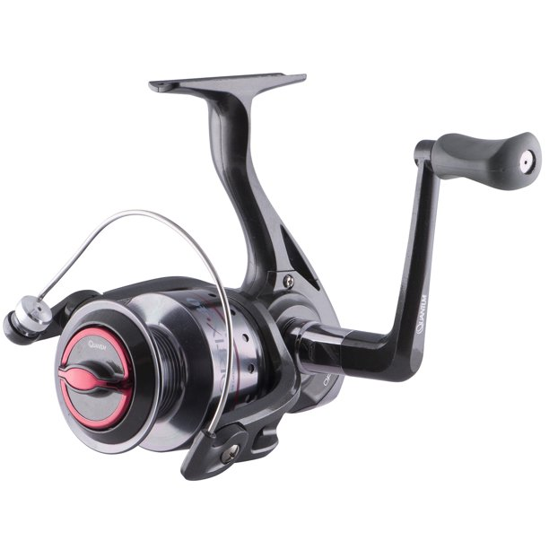 Zebco Quantum Optix Spinning Reel Size 40 4 7 1 Gear Ratio 27 Retrieve Rate 2 1 Bearings Ambidextrous Walmart Com Walmart Com