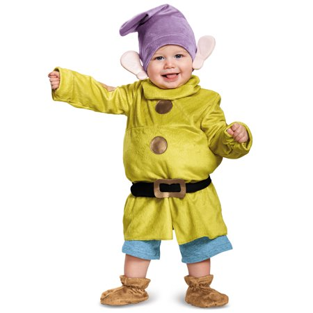 Baby/Toddler Dopey Deluxe Infant Costume - Size Infant 12-18