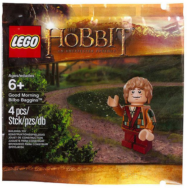 The Hobbit Good Morning Bilbo Baggins Mini Set LEGO 5002130 [Bagged]