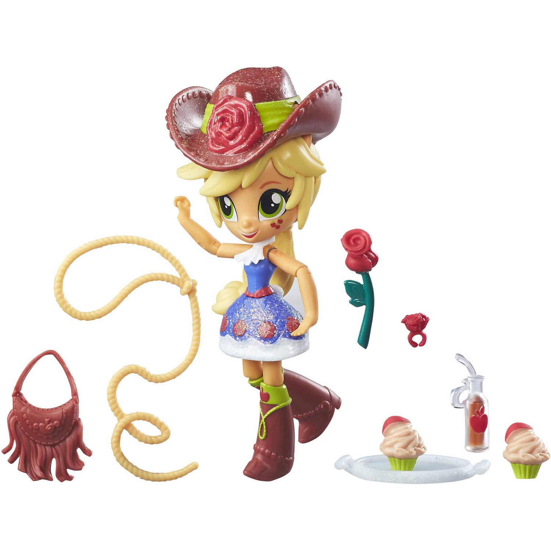 My Little Pony Equestria Girls Minis Apple Jack School Dance Set by Hasbro