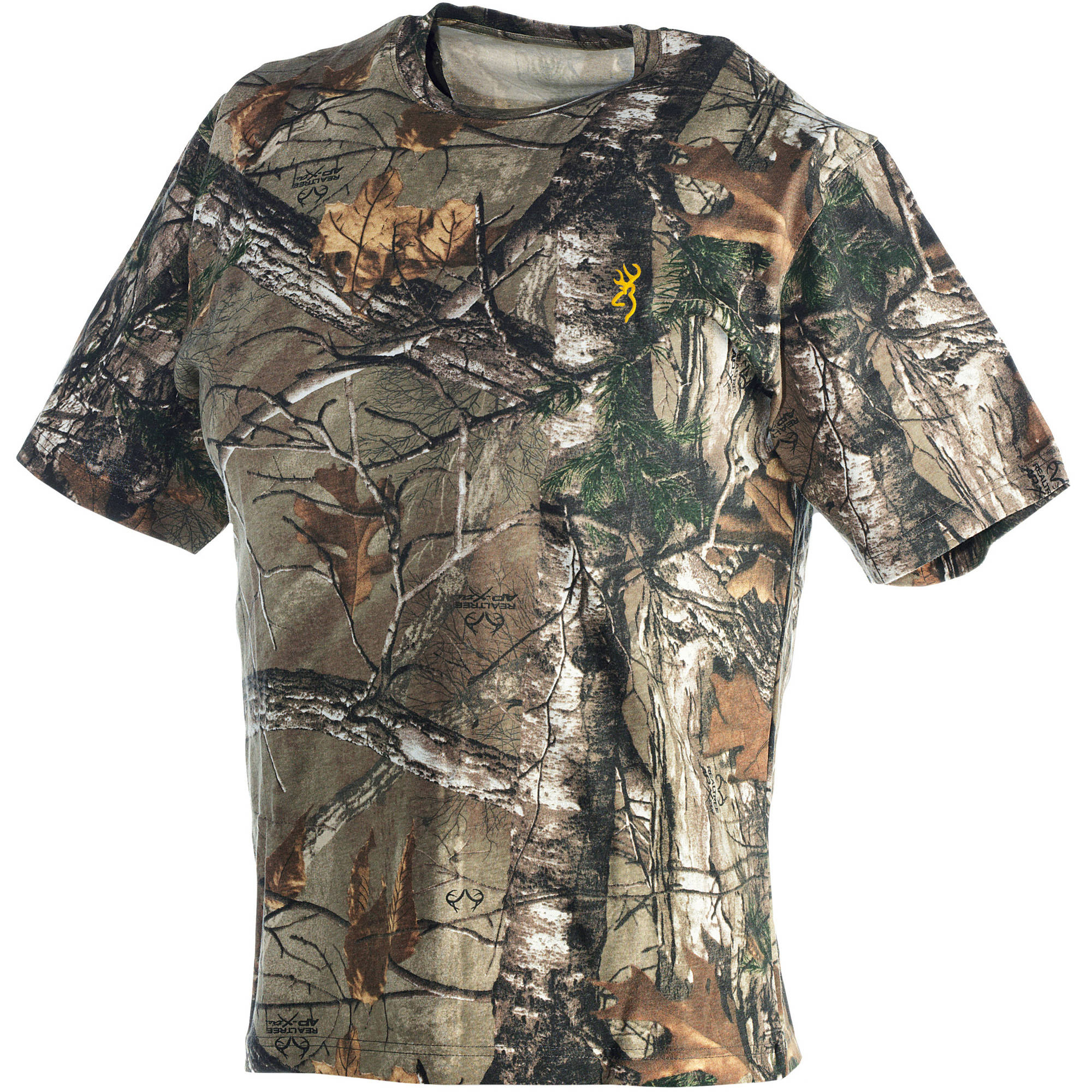 Browning Wasatch Short Sleeve T-Shirt