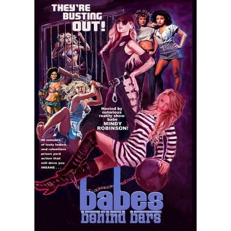 BABES BEHIND BARS (DVD) (DVD) - Army Babe