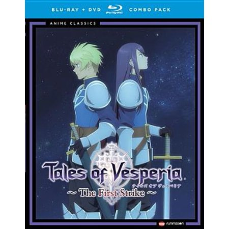 Halloween Type Anime (Tales of Vesperia: The Movie - Anime Classics (Blu-ray +)