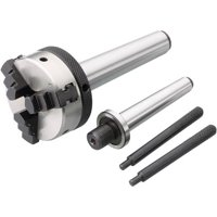 Grizzly Industrial H5934 Mini Lathe Chuck w/ Arbors