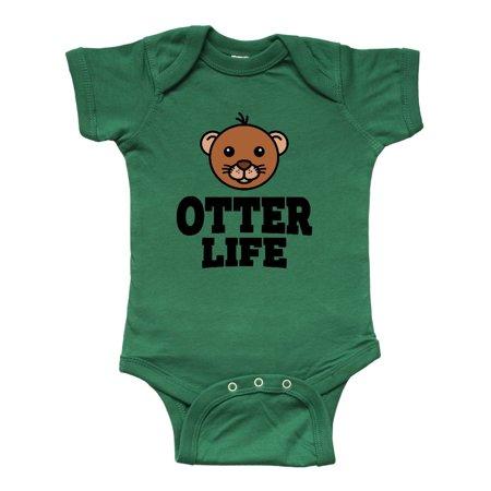 Otter Life Infant Creeper - Life Size Creeper