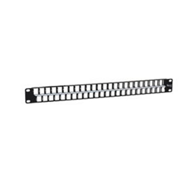 2 RMS BLANK 48-PORT PATCH PANEL HD