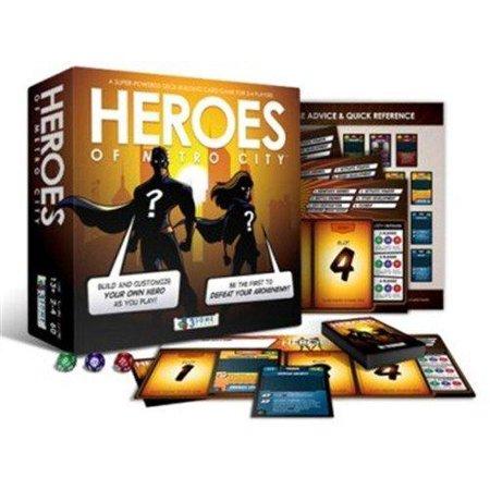 Heroes of Metro City - image 1 de 2