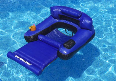 55 Quot Water Sports Blue And Black Inflatable Ultimate