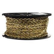 Campbell Chain 0723817 Safety/Plumber Chain 200' - Brass