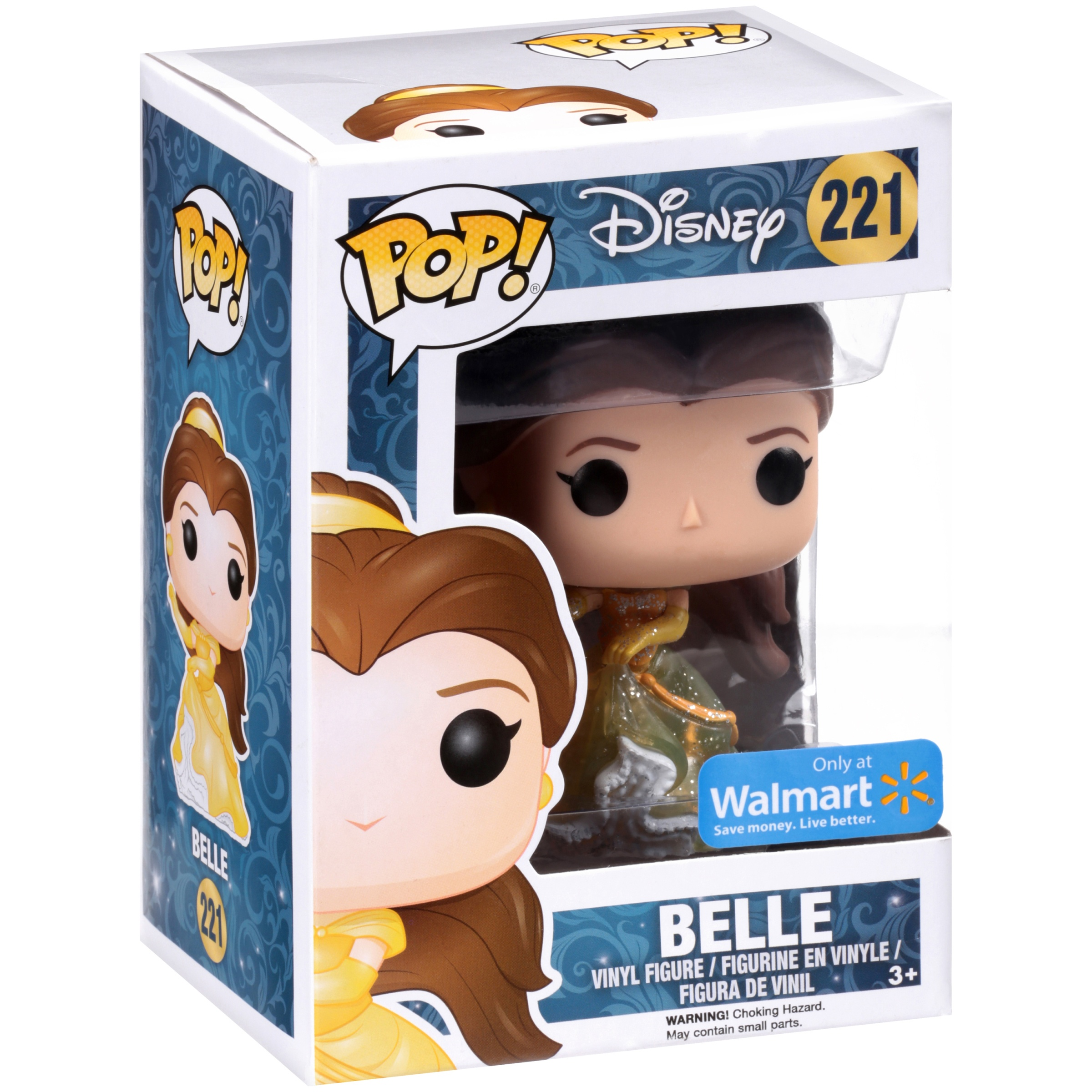 Pop!® Disney Belle Vinyl Figure