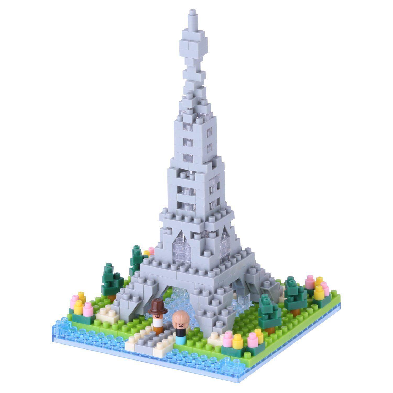 Eiffel Tower Building Set by Nanoblock (NBH097) by nanoblock