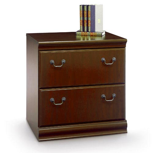 Bush File Cabinet, Birmingham Executive Collection
