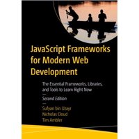 JavaScript Frameworks for Modern Web Development - eBook