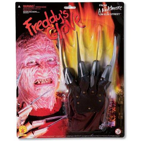 Freddy Krueger Gloves - Freddy Krueger Child