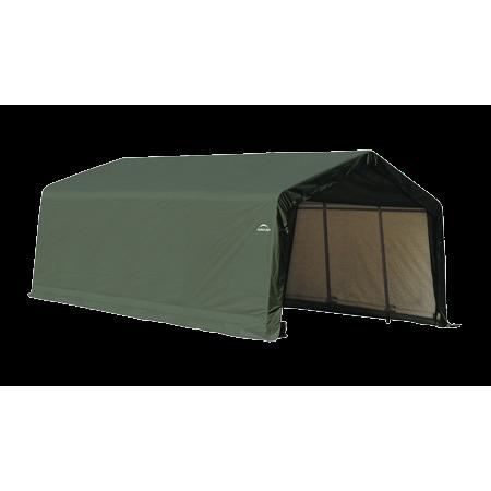 Shelterlogic 13' x 20' x 10' Peak Style Carport