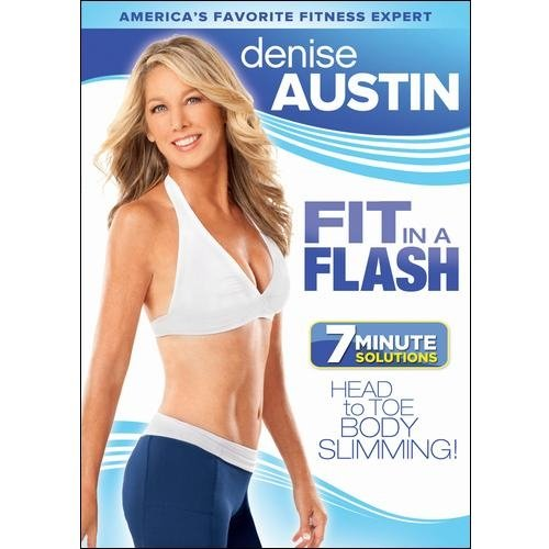 Denise Austin: Fit In A Flash - 7-Minute Solutions (Widescreen)