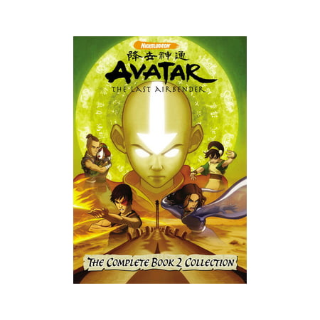 Avatar, The Last Airbender: The Complete Book 2 Collection