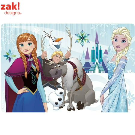 Zak! Designs Disney Frozen Anna & Elsa Kid's (Anna B Design)