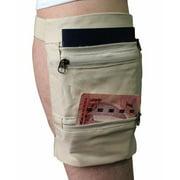 Travel Gear Soft Satin Undercover Leg Wallet VS SKTB 003