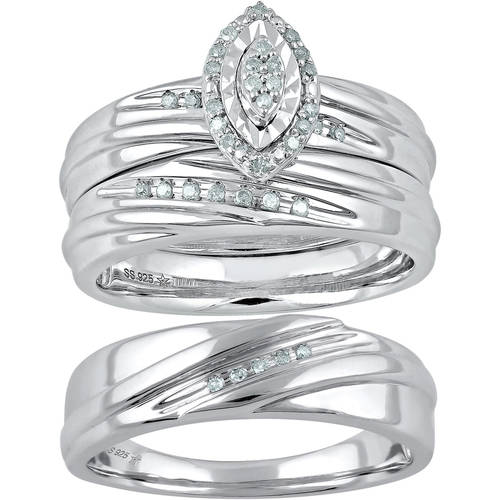 Women Wedding Ring Sets