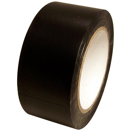 Black Vinyl Tape 2 inch x 36 yd. Roll