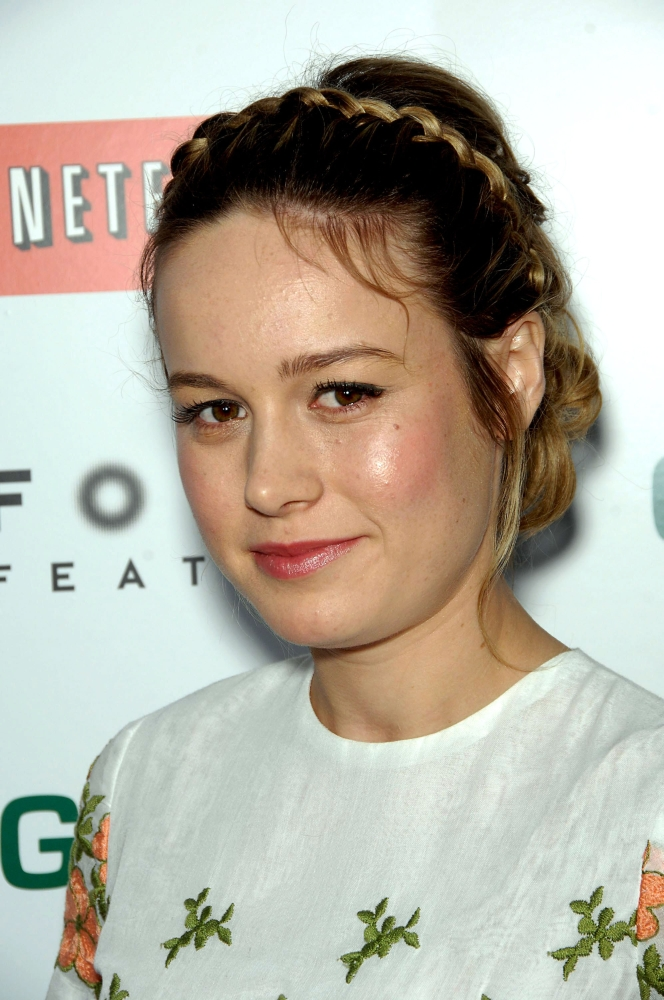 Brie Larson At Arrivals For Greenberg Premiere Canvas Art (16 x 20) by Supplier Generic