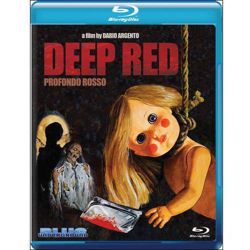 Deep Red (Uncensored) (Blu-ray) (Widescreen)