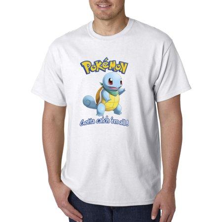 Squirtle Shell (561 - Unisex T-Shirt Pokemon Go Gotta Catch 'Em All)