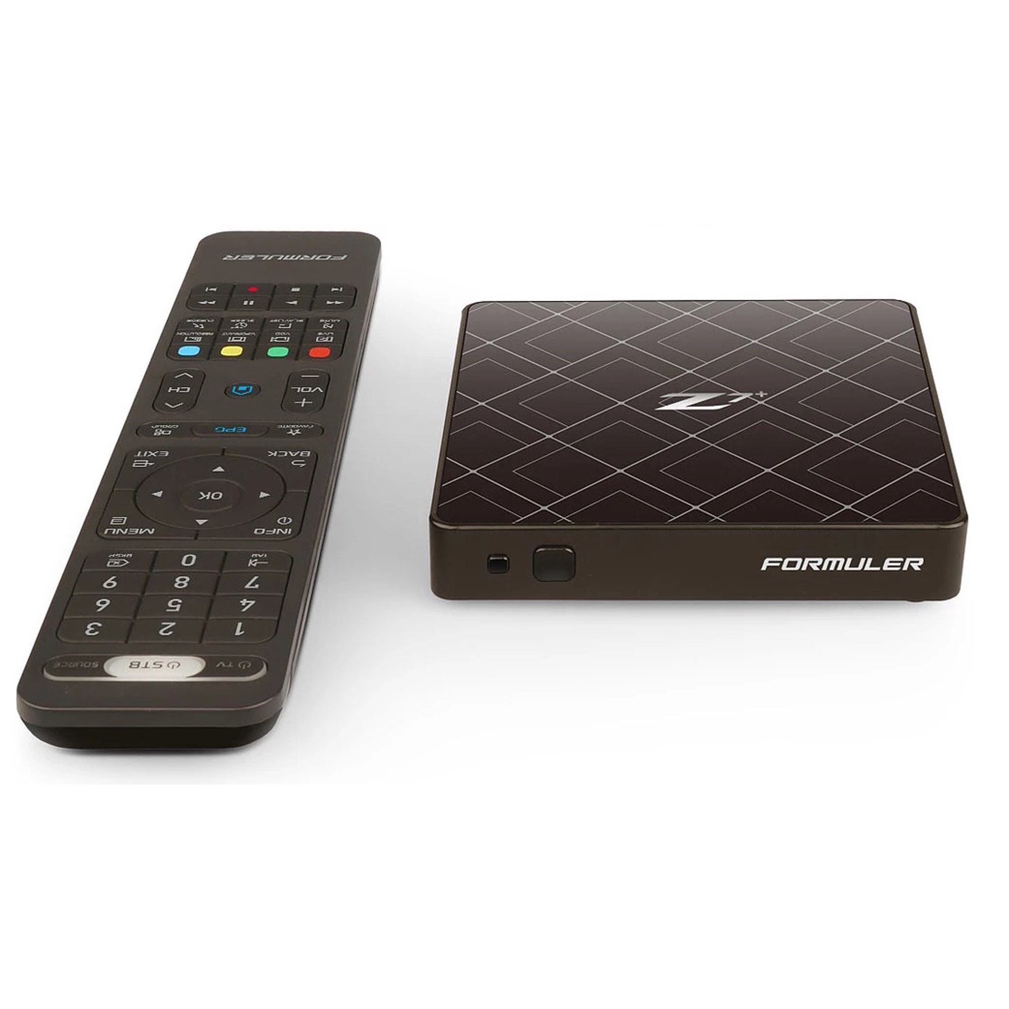 FORMULER Z7+: PREMIUM UHD IPTV SET TOP BOX WITH ANDROID 7
