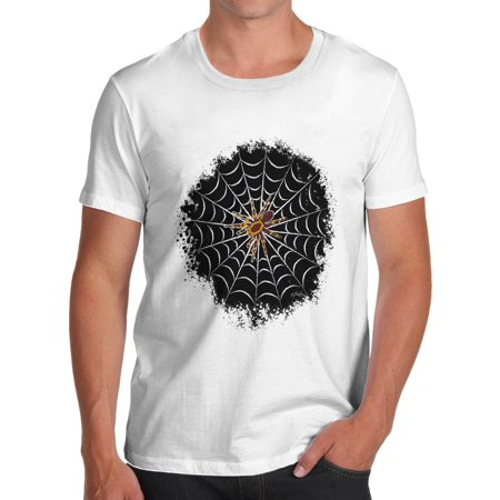 Men's T-Shirt Creepy Tarantula Funny T-Shirts For Men - Funny And Creepy