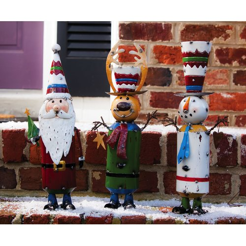 Evergreen Flag & Garden Holiday Yard D cor Christmas Decoration