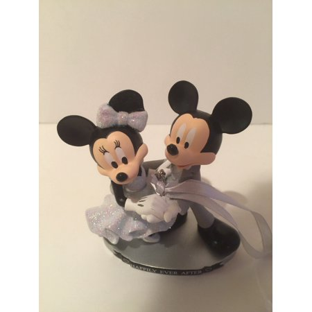 Disney Parks Mickey & Minnie Mouse Happily Ever After Ornament New with Tags ()