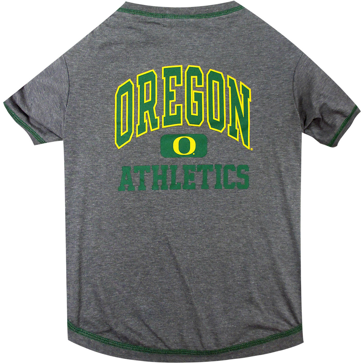Pets First Collegiate Oregon Ducks Pet T-shirt, Assorted Sizes