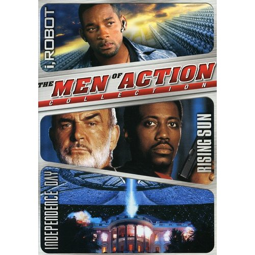 The Men Of Action Boxset (Widescreen)