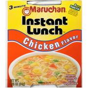 Maruchan Instant Lunch Chicken Flavor Instant Lunch, 2.25 oz