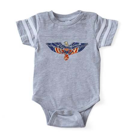 Eagles Onesie (CafePress - EAGLE RETRO - Cute Infant Baby Football)