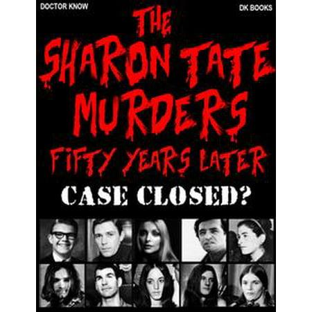 The Sharon Tate Murders Fifty Years Later - eBook (Sharon Tate Costume)