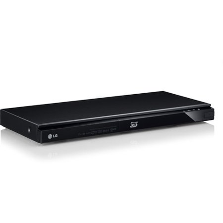 LG 3D Blu-ray Player with Built-In WiFi, BP620